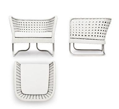 F82 Costa Lounge chair from Satara