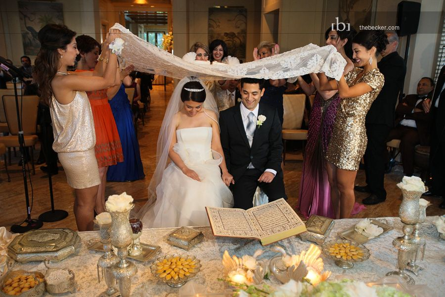 The Iranian Wedding Ceremony Goes Back To Ancient Zoroastrian Traditions Curly There Are