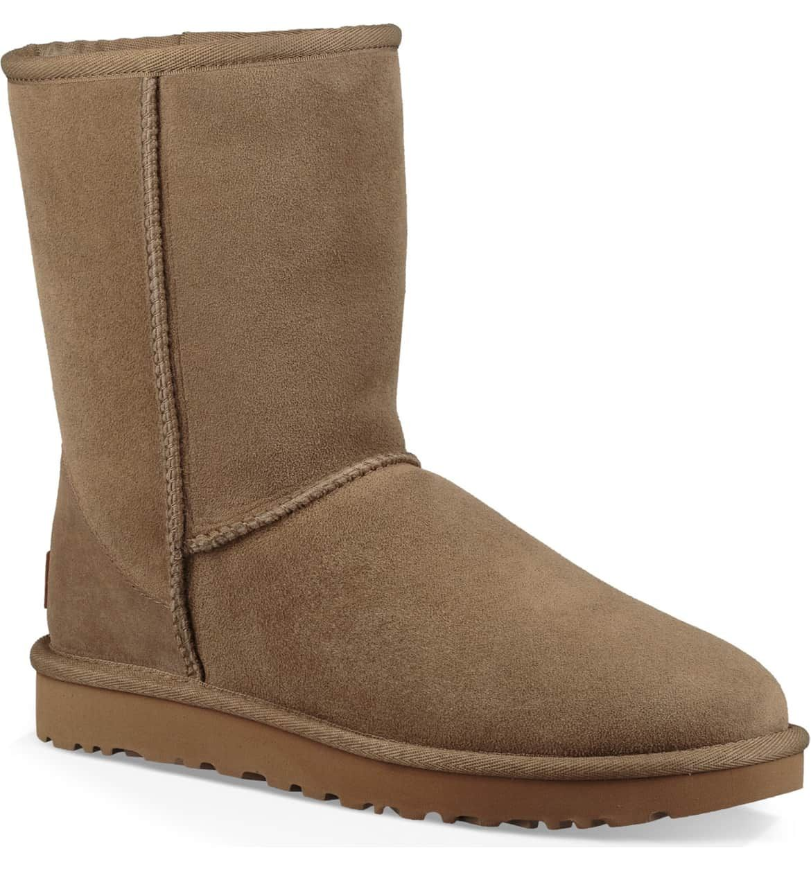UGG Classic II' Genuine Shearling Lined Short Boot, Main