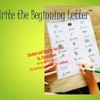 What's included? This package includes 10 activity sheets that have an object with the word underneath.  The word is missing the beginning letter s...
