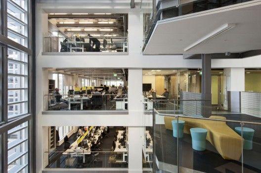 Telecom Central  Architecture +    Great internal transparency; Guardrail/Fascia detail