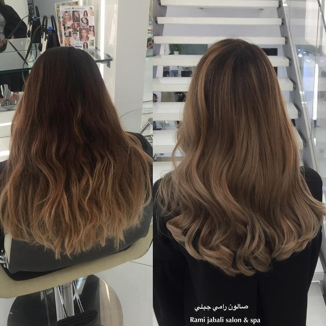 Rami Jabali On Instagram Perfection Is Our Speciality Ramijabali Salon الكمال هو اختصاصنا في صالون را Hair Beauty Hair Color Long Hair Styles