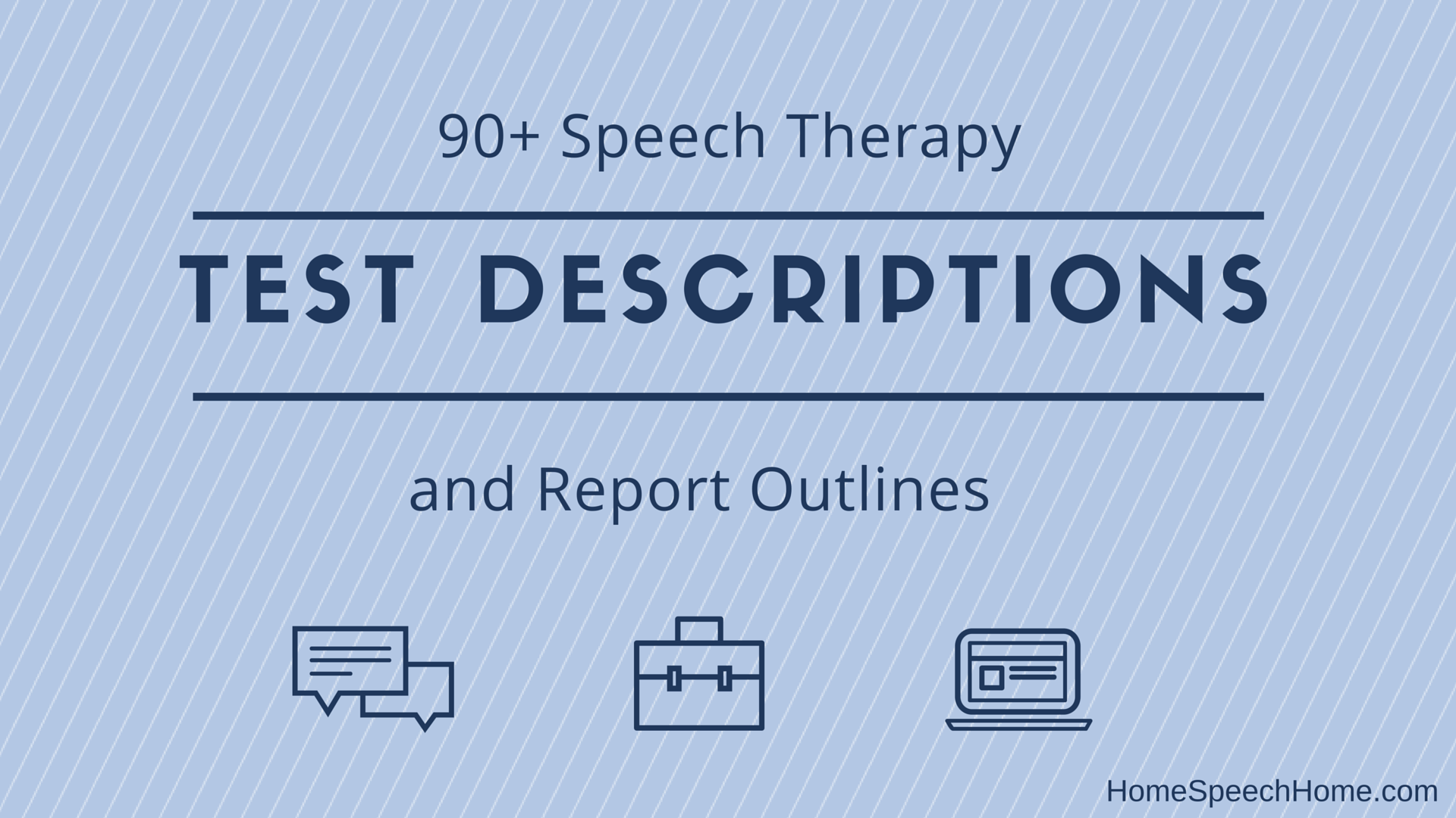90 Speech Therapy Test Descriptions At Your Fingertips So Glad I Found This