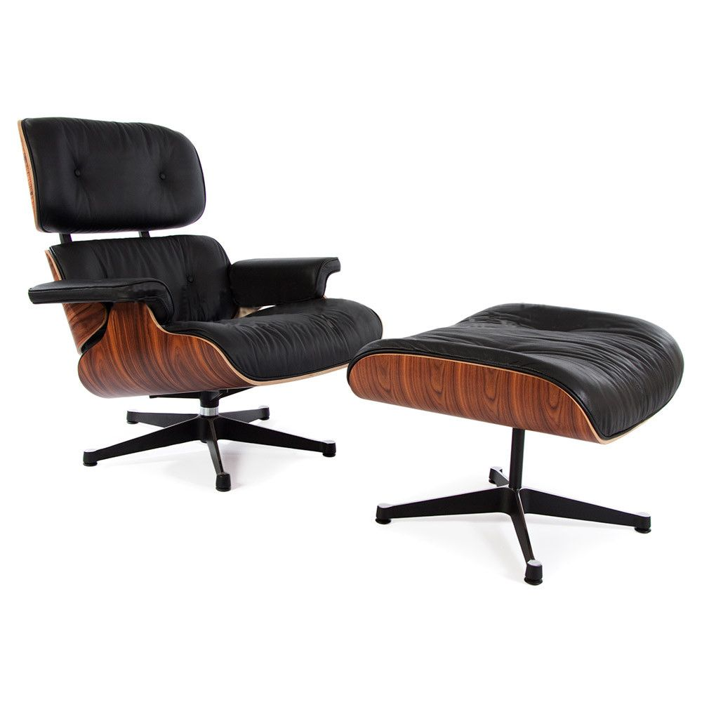 Legendary Eames Lounge Chair And Ottoman Giveaway True Icon Of