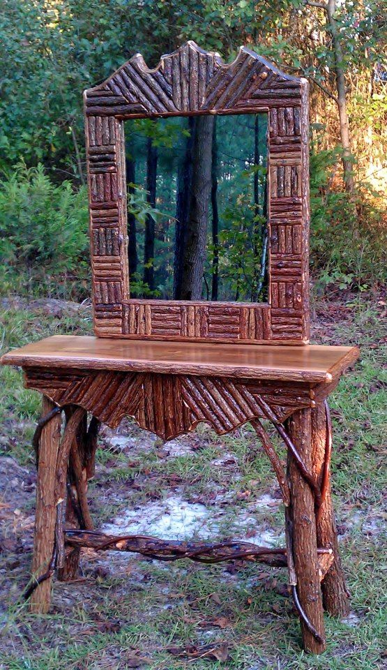 Everything Willow Rustic Furniture pinned with Pinvolve | Projects ...