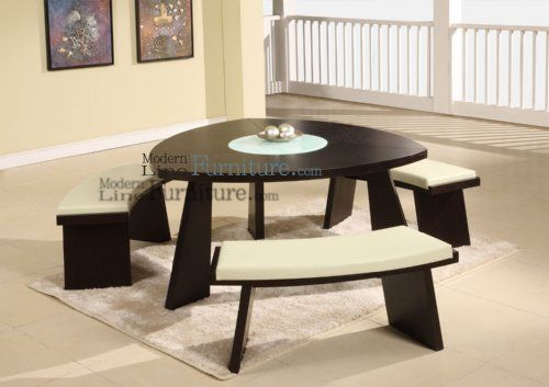 15+ Triangle dining table and chairs Various Types