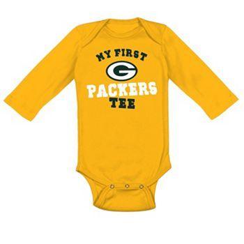 ae123e961 adidas Green Bay Packers Creeper - Baby