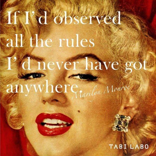 TABI LABO - もし全てのルールを守っていたら、 どこにもたどり着けていなかったわ。... at LOGIA