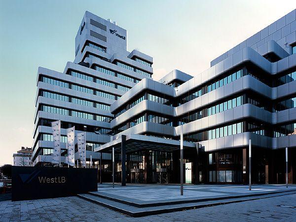 Architekten In Düsseldorf westlb herzogstraße düsseldorf germany lindner architekten