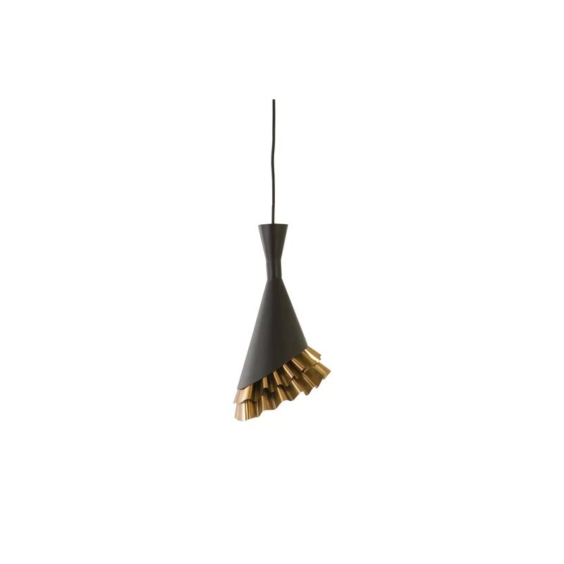 1 Light Unique Cone Pendant Cone Pendant Light Lighting Collections