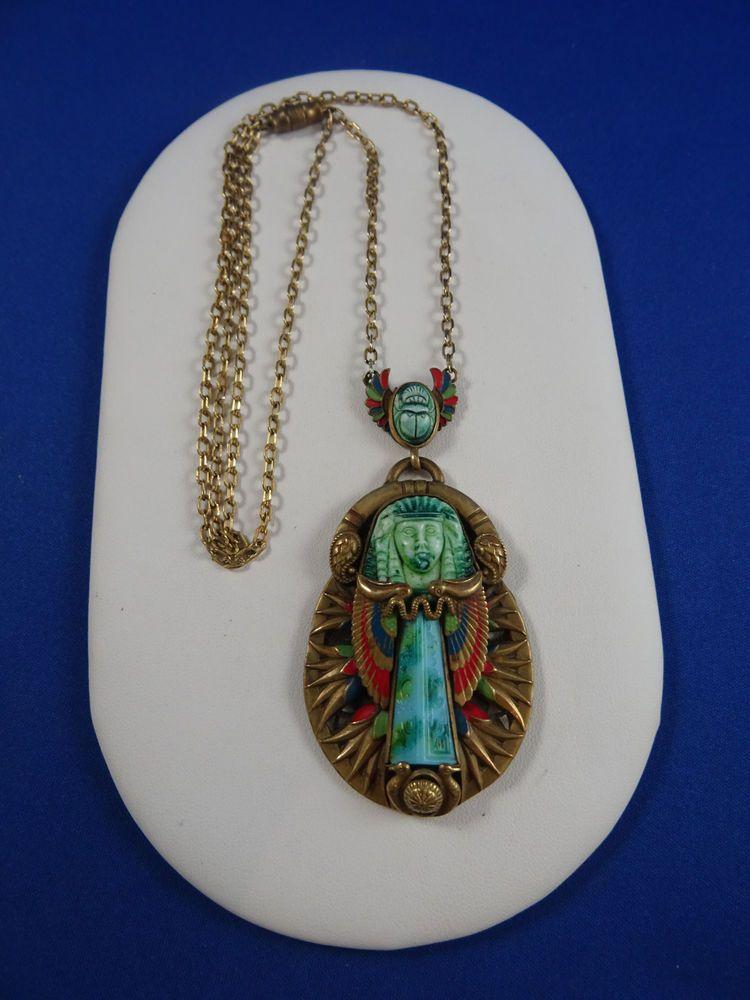 Fabulous Max Neiger Art Deco Necklace