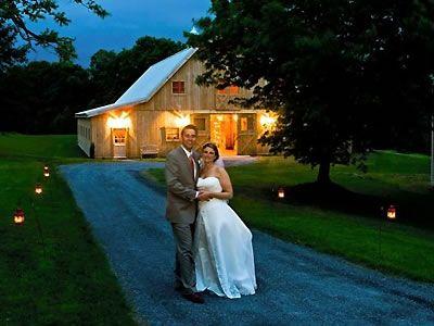 Wedding Oak Hill Hudson Venue