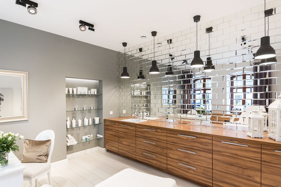 Salon Fryzjerski Swidnica 28 Form Restaurant Interior Interior Home