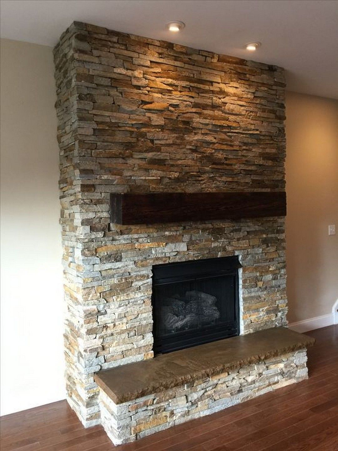 diy fireplace makeovers on a budget