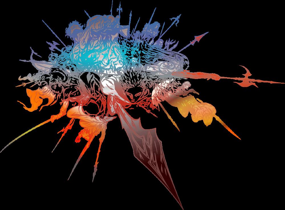 Final Fantasy Xiv Logo By Eldi13 On Deviantart Final Fantasy Artwork Final Fantasy Art Final Fantasy Xiv