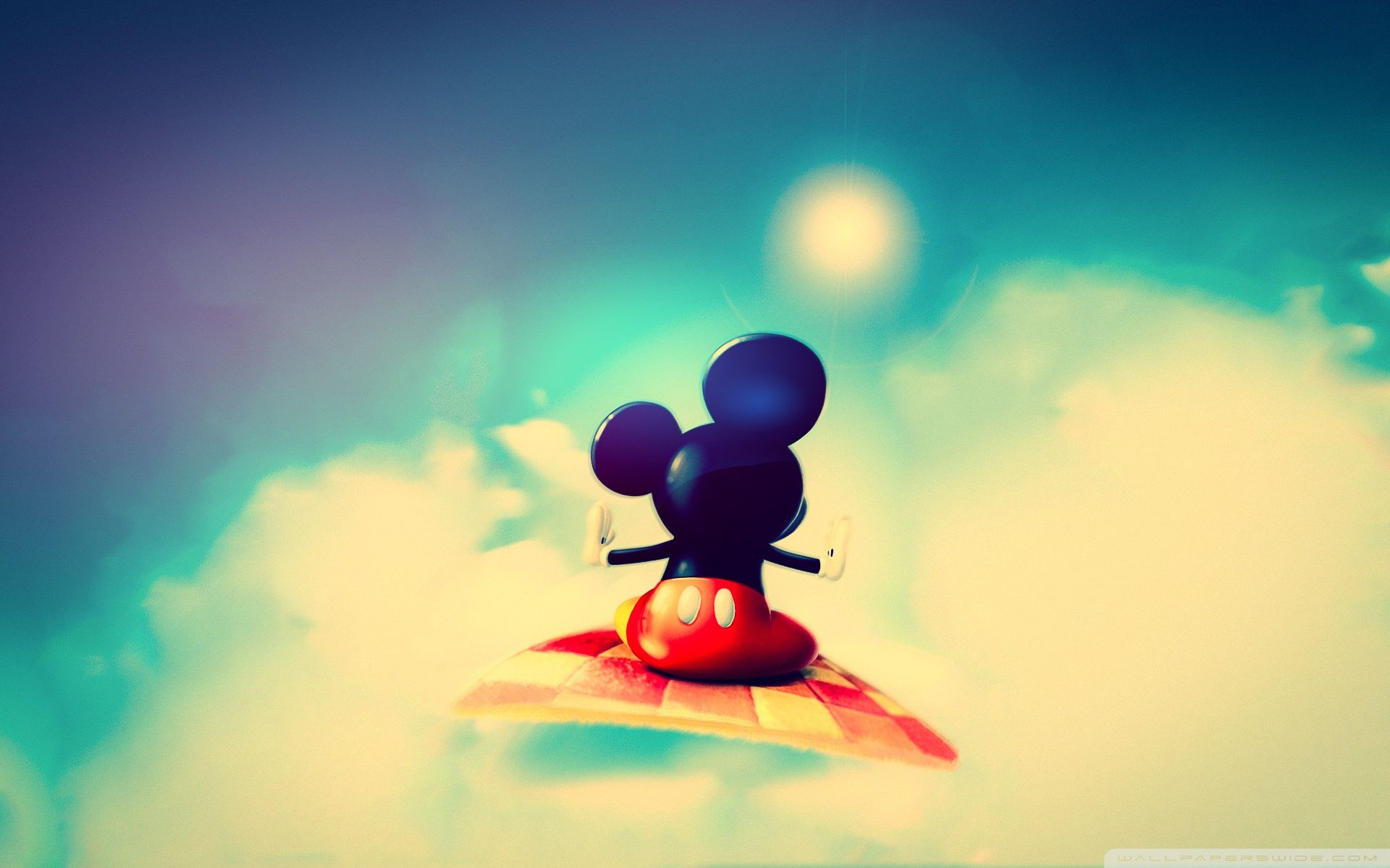 Micky Mouse Cute Disney Wallpaper Disney Background Background Hd Wallpaper