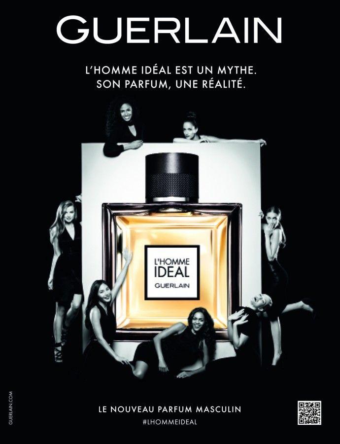 Présente Idéal Son Guerlain Homme Vous En VidéoUnivers Parfum Pkn0Ow