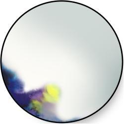 Photo of Round wall mirror