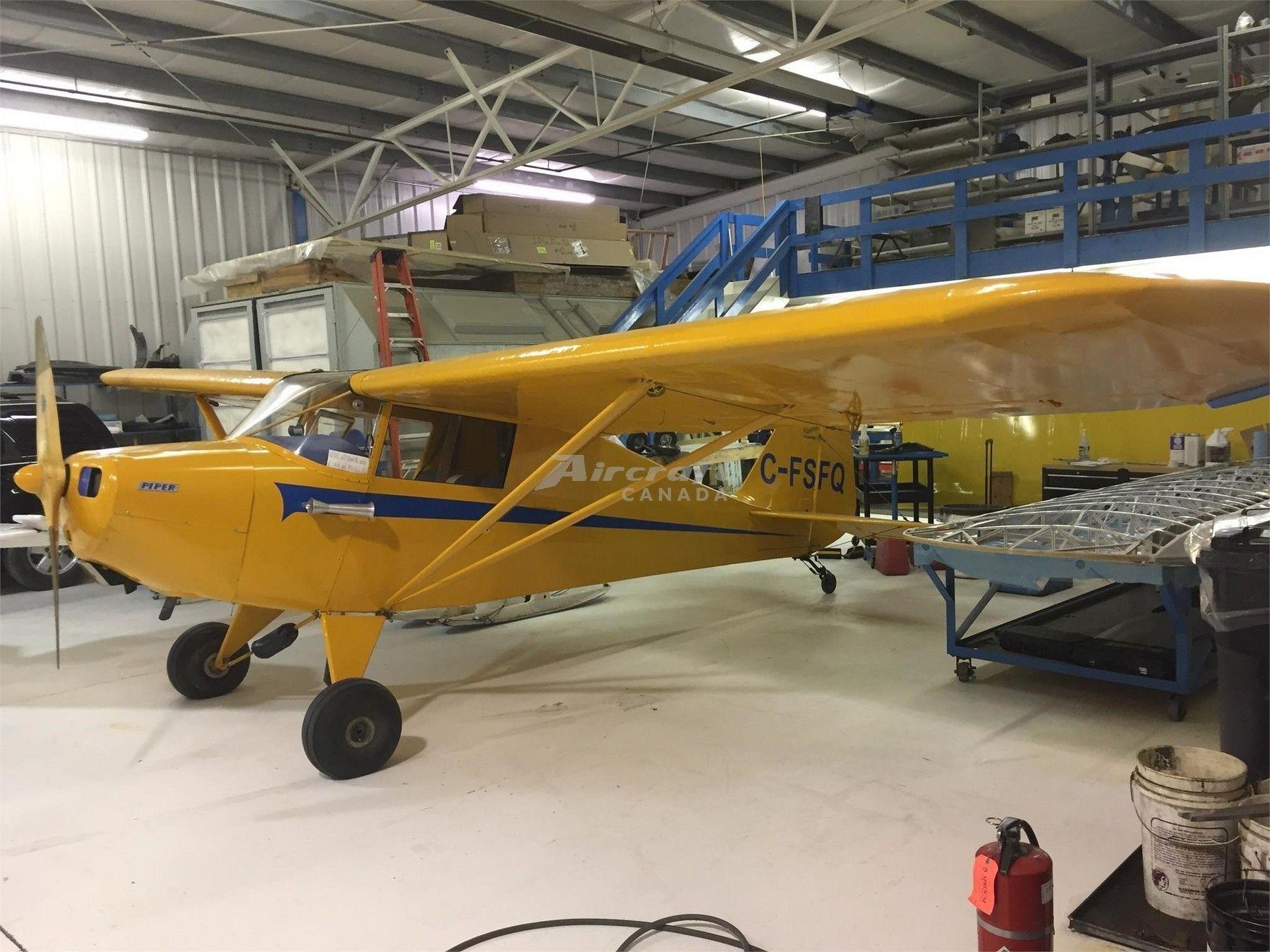 1948 Piper PA17 Vagabond for sale in Canada => www