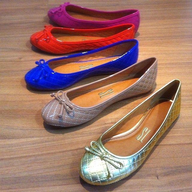 Sapatilhas Santa Lolla quero todas as cores!!