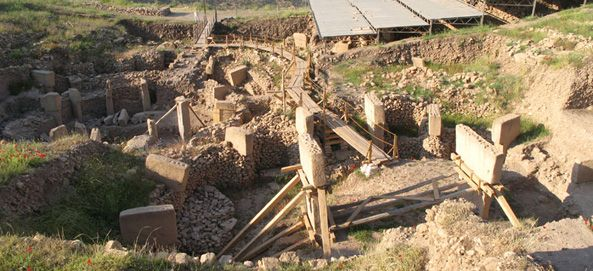 Oldest monolithic site known to man.  Predates Stonehenge by 6,000 years.