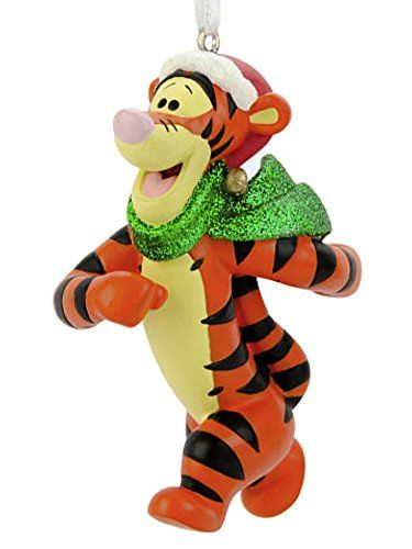 Tigger Christmas Ornaments.Disney Winnie The Pooh Christmas Ornament Tigger The Tiger