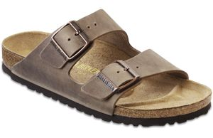 Arizona Tobacco Leather Sandal - Birkenstocks