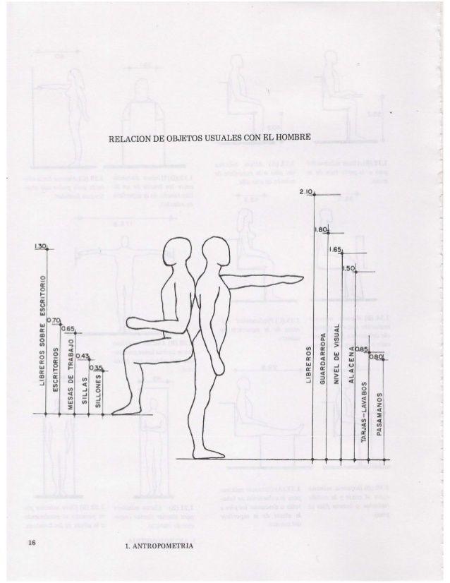 las medidas de una casa xavier fonseca arq ergonom a On libro de medidas de una casa