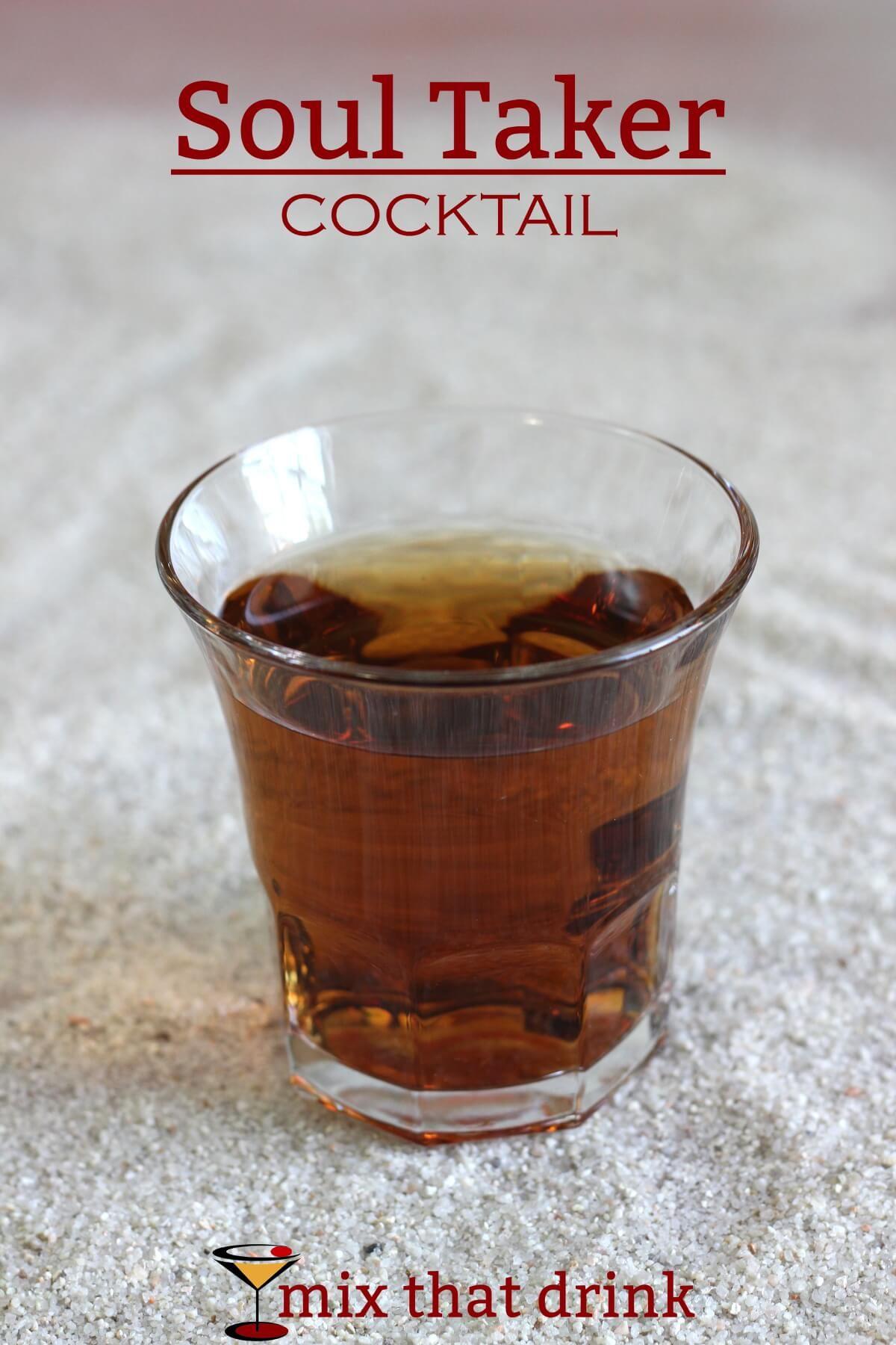 Soul Taker Drink | Rezept | cocktails | Pinterest