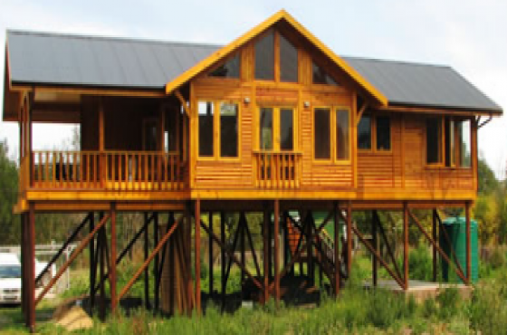 Log Homes 10mx12m Four Bedrooms Huts Lapas Wendy 68145202 Junk Mail Classifieds Log Homes Cabin Log Cabin