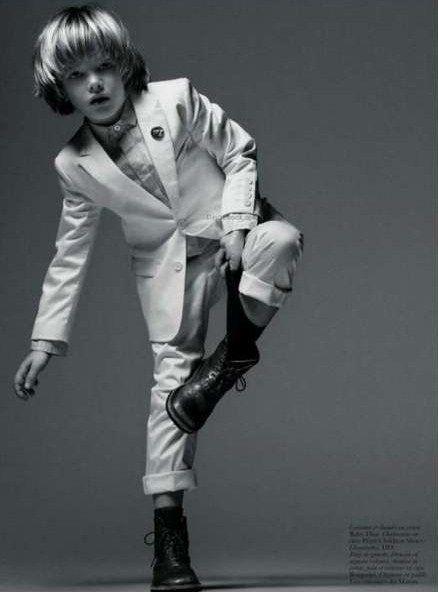 allthedaysordained:    Vogue Enfants 2009