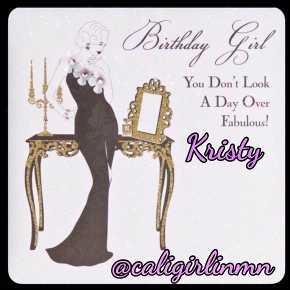 Birthday Girl Celebration Birthday SharesLadies! Today's Birthday is Kristy @caligirlinmn Lets help her celebrate by share blasting her closet today!!!  CHANEL Accessories