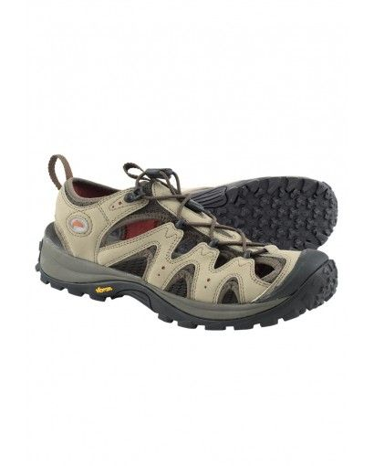 For Next Summer Simms Streamtread Sandal Brown