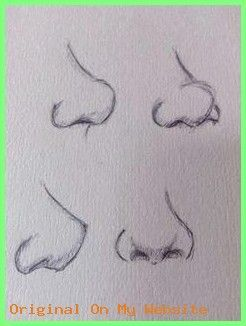 Art Sketches Tumblr - Nose practice, looks a bit dodgy XD More | Drawing Tips, N...