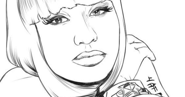 Women Faces Coloring Pages - Google Search