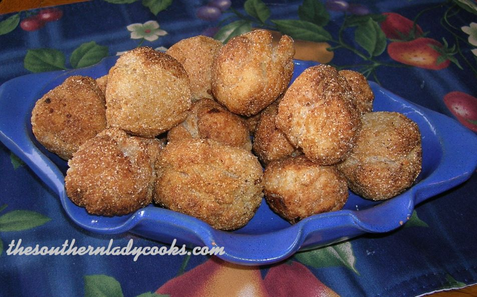 SOUTHERN CORNMEAL HUSHPUPPIES Seafood recipes, Cooking