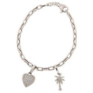 c17edb6e9a214 Roberto Coin Charm Bracelet | So Charming! | Heart jewelry, Jewelry ...
