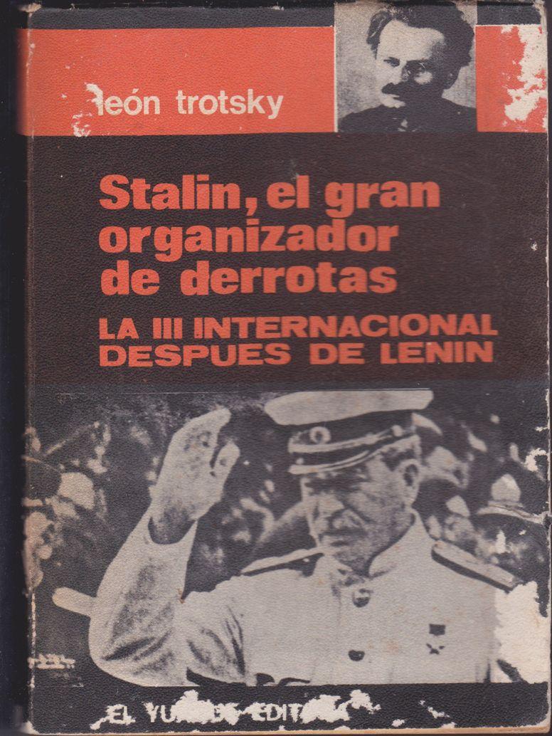 Stalin no encajaba bien la crítica. Mercado de tía Ni, Sabaris, Baiona. Libros antiguos, segunda mano, rastro, antigüedades.