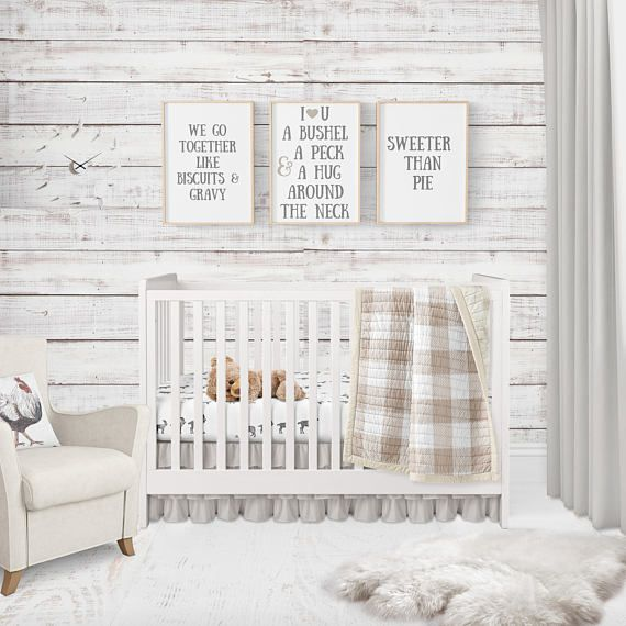Farmhouse Nursery Bedding Farmhouse Nursery Decor Gender Farmhouse Nursery Decor Baby Girl Bedding Baby Room Decor