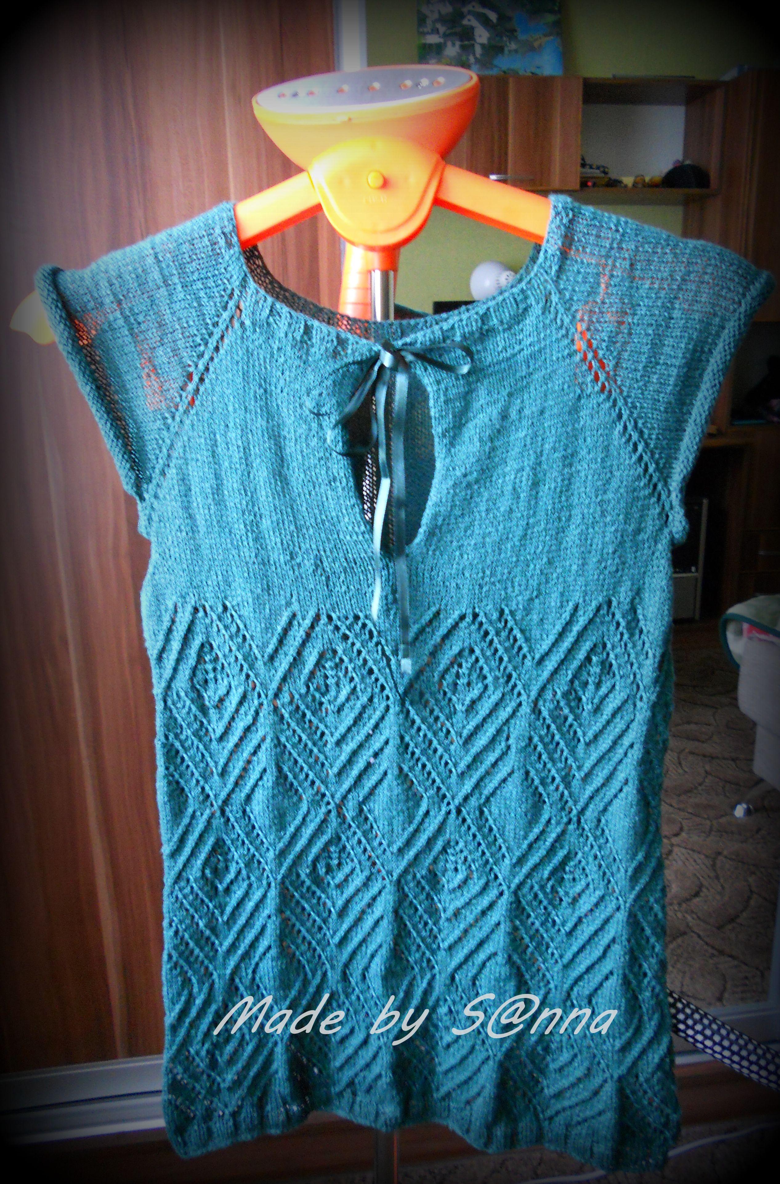 knitting, made by myself