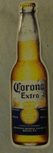 Corona Bottle Metal Sign by Corona. $28.95