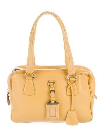 cf9a7ff3d3  The RealReal -  Prada Prada Vitello Daino Bowler Bag - AdoreWe.com · Women s  HandbagsPradaFashion DesignersShoulder ...