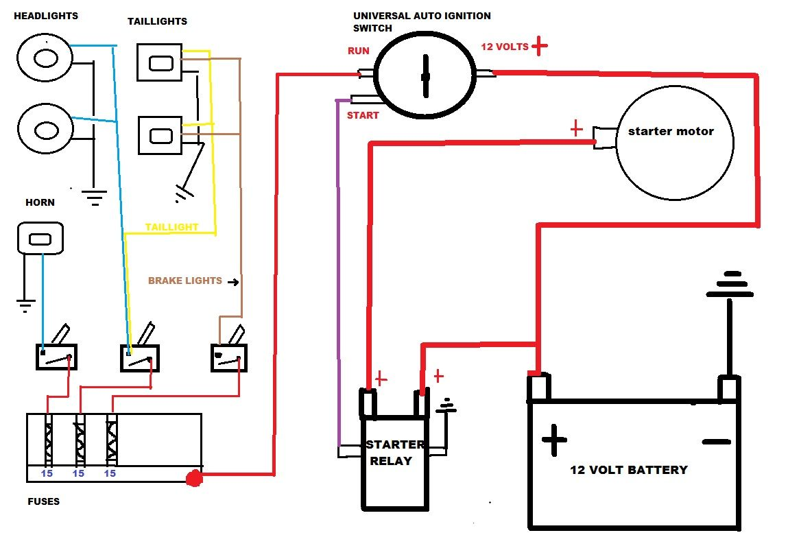power wheel wiring diagram simple wiring schema power wheels accessories bigfoot power wheels wiring harness [ 1184 x 796 Pixel ]