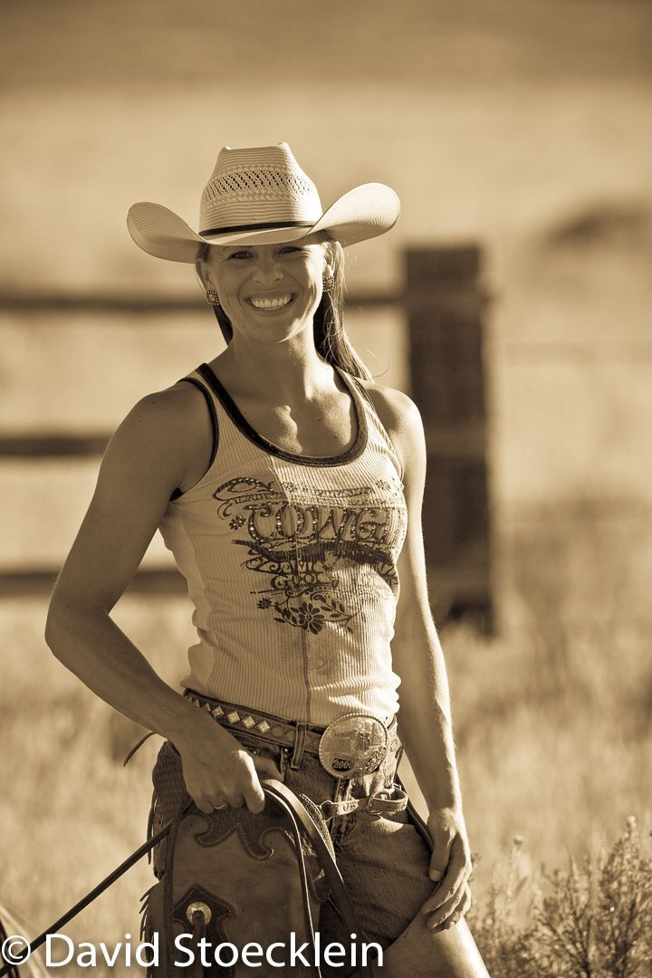David Stoecklein Photography  Cow Girl In 2019  Cowboy -1863