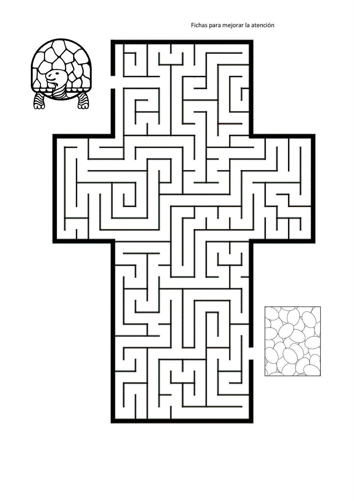 Letter C Shaped Maze From Printactivitiescom Imgenes Ocultas