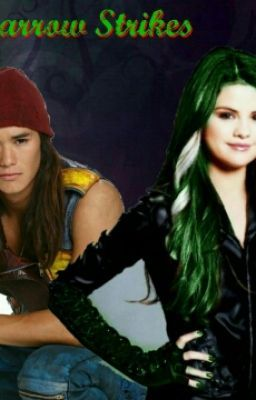 Sparrow Strikes (A Disney Descendants Jay Love Story