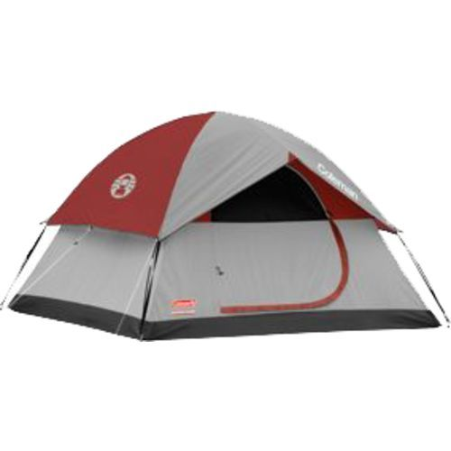 Enjoy your next c&ing adventure with the Coleman® Rolling Meadows Dome Tent. This Coleman tent features 90 sq. of living space and a center height.  sc 1 st  Pinterest & Enjoy your next camping adventure with the Coleman® Rolling ...