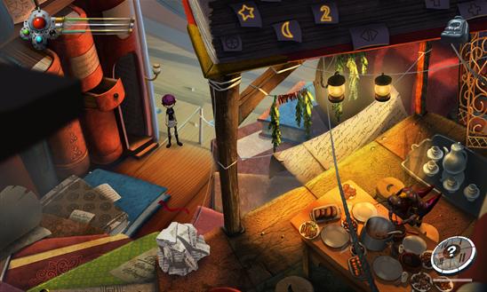 Violett: Il coinvolgente gioco d'avventura pieno di enigmi GRATIS per un tempo limitato http://www.sapereweb.it/violett-il-coinvolgente-gioco-davventura-pieno-di-enigmi-gratis-per-un-tempo-limitato/ Violett è un gioco mobile disponibile per Windows Phone 8, Andorid e iOS che propone un coinvolgente gioco d'avventura con grafica 2.5D pieno di enigmi.  Di seguito la descrizione che possiamo leggere nello Store: Un gioco d'avventura che costringerà il