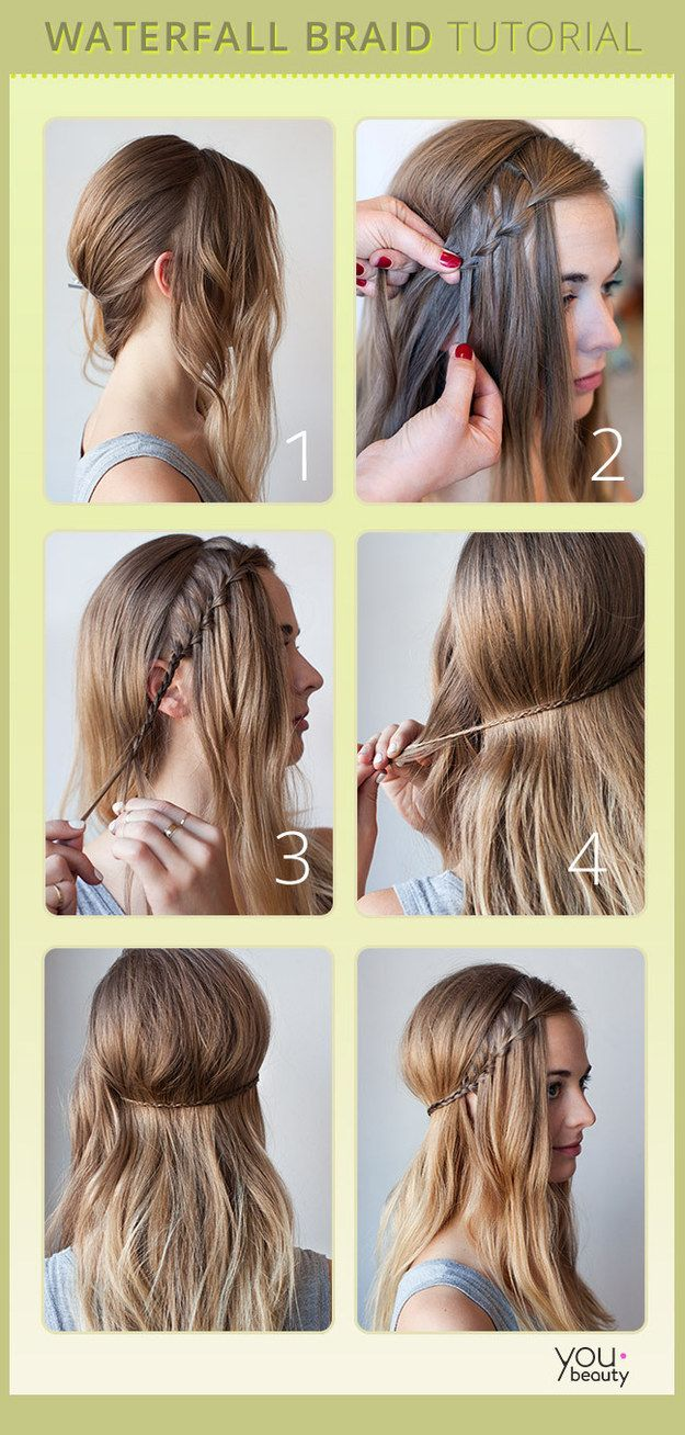 14 Pretty Hairstyle Tutorials for 2015 14 Pretty Hairstyle Tutorials for 2015 new photo