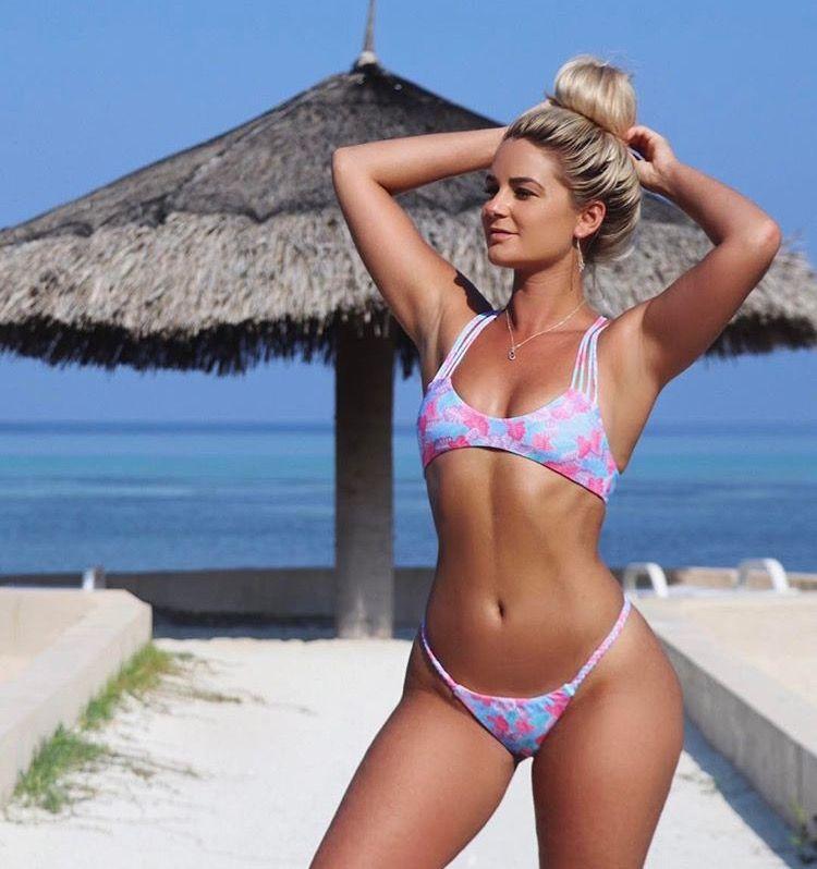 Orange Scuba Bikini